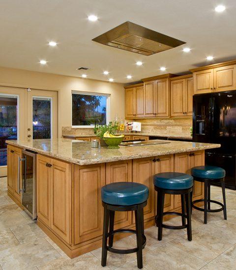 Vista Avenue Kitchen and Master Bath Remodel