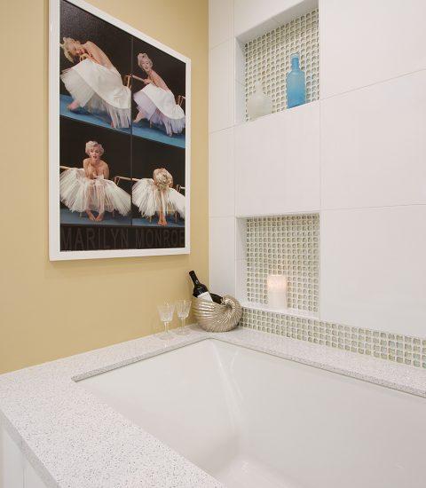 Moreland Street Master Bath Remodel