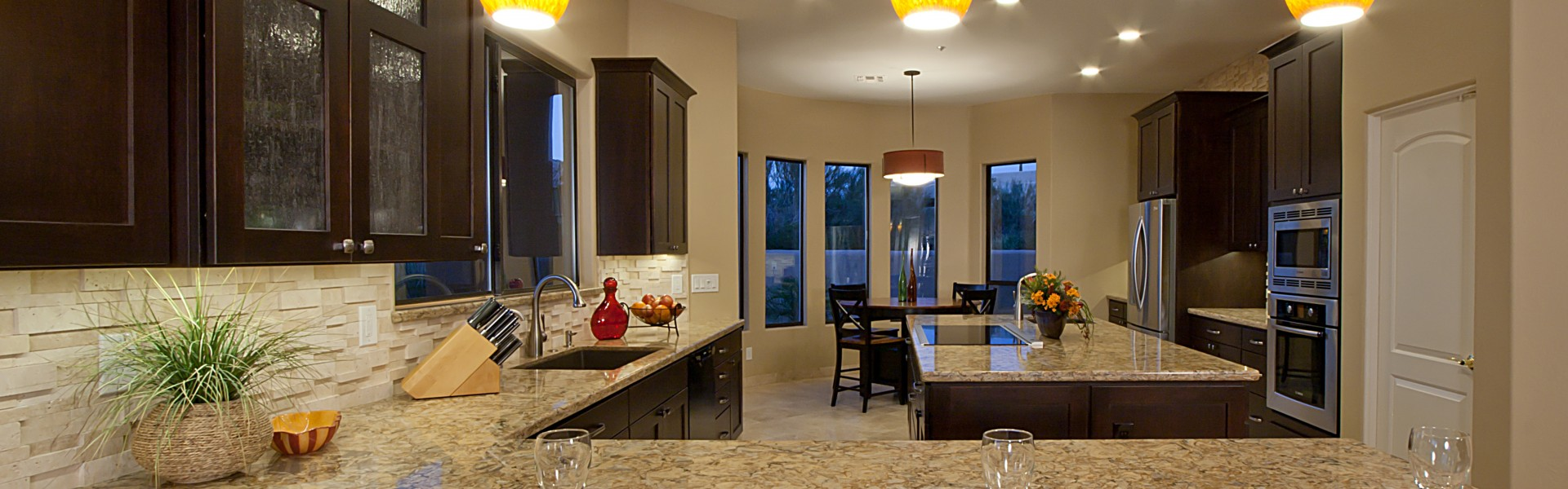 Interior design kitchen remodel bath remodeling custom home interiors scottsdale - Interior design new home ideas ...